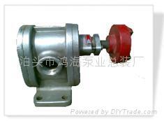 不锈钢高压齿轮泵