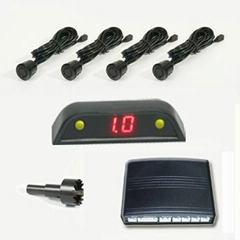 Parking Sensor,LED/LCD/Buzzer/TFT Video Parking Sensor,Car Accessories