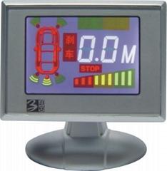 Parking Sensor,LED/LCD/Buzzer/TFT Video Parking Sensor,Car Accessories