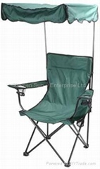 Folding Canopy Chair