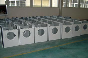 pre painted steel  for front load washing machines  1