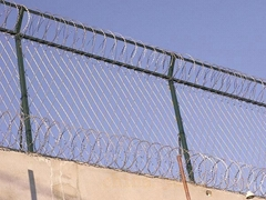 監獄鋼網牆