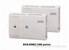 东莞通航集团电话--通航DCS60电话总机修理