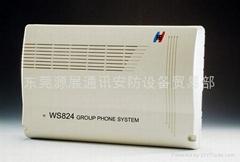 东莞厚街安装国威集团电话系统