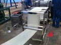The extruded potato chips processing line 5