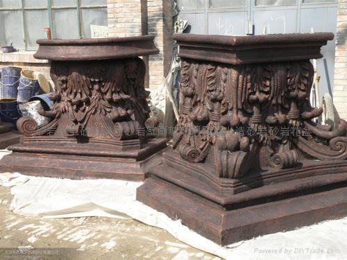 砂岩雕塑厂家北京砂岩浮雕公司艺术砂岩砂岩雕刻壁画 3