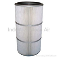 Spun Bonded Polyester Filter Cartridge