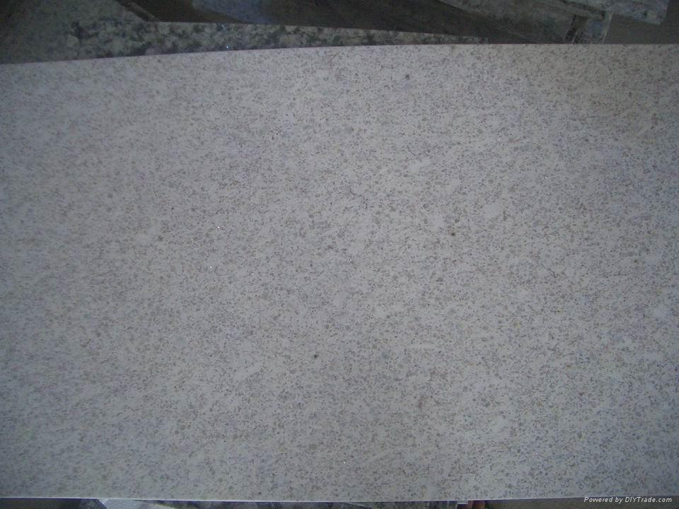 perl white granite slab pearl white granite fl 2089 fulei stone china manufacturer products. Black Bedroom Furniture Sets. Home Design Ideas