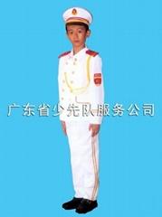 礼仪国旗服装,国旗护卫队服装