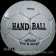 hand ball.