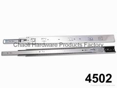 Self locking drawer slide 4502