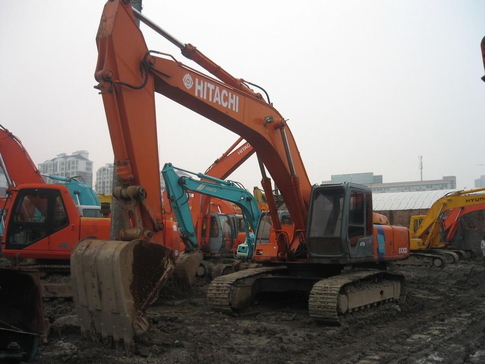 used Excavator used HITACHI EX300 (China T