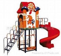 淘氣堡 組合滑梯 樂園滑梯型號010