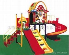 淘氣堡 組合滑梯 樂園滑梯型號005