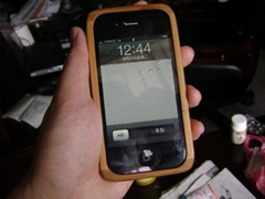 wood iphone 4 case,wood case for iphone 4