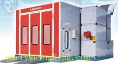 auto Launch Spray Booth CCH-101