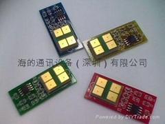 Samsung CLP-600/600N硒鼓芯片