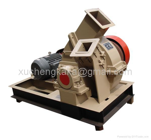 PX Series Wood Chipper 1