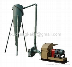 Grinder for Plastic and Rubber