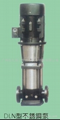 DLN型不鏽鋼立式多級泵