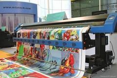 3.2m Epson  DX 7 Eco Solvent  Printer