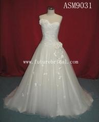 Wedding Dress (ASM9031)
