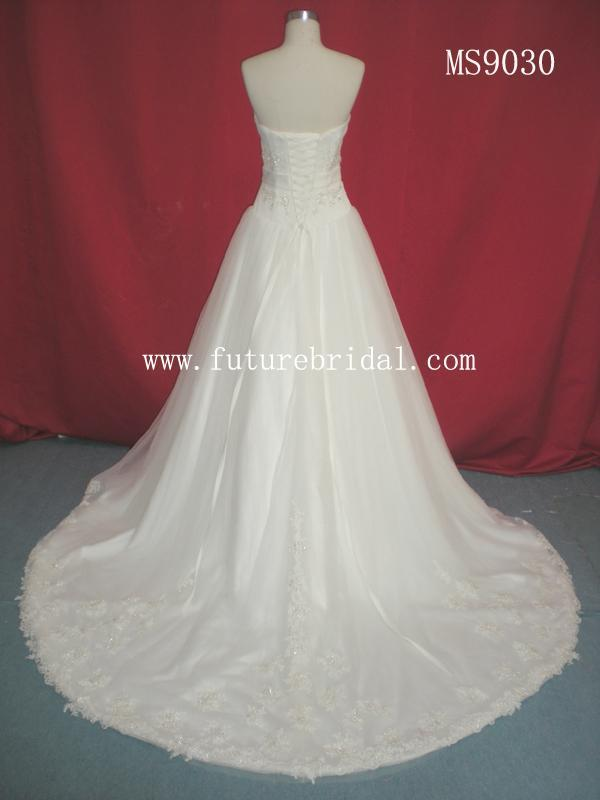 婚紗 (ASM9031) 4