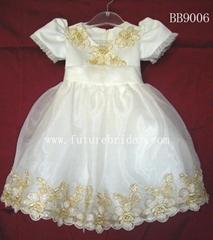 Flower girl dress (BB9006)