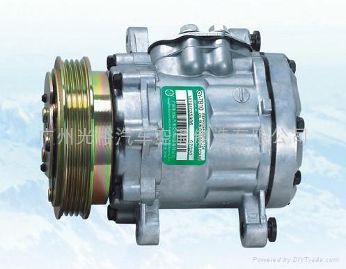 7b10汽车空调压缩机