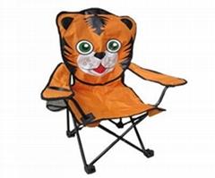 Kids Animal Camping Chair