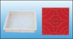 雙扇彩磚模盒