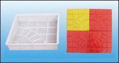三環(鳳尾)彩磚模盒