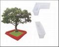 圍樹磚模具