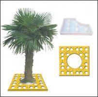 護樹磚模具