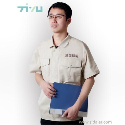 夏季短袖工作服 1
