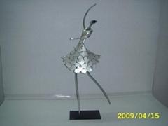 Metal ballet  craft