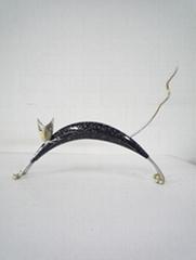 Metal cat craft