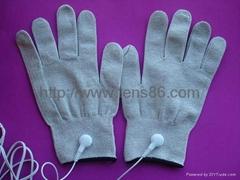 特價銷售按摩手套|銀纖維導電手套|美容手套