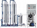 Pure water RO purifying treatment machine in juice processing production line