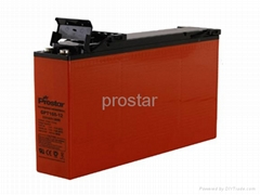 GPT Series Front Terminal AGM Battery (12V), UPS Battery, 55Ah-170Ah