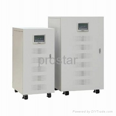 Low Frequency Online UPS, Three-ins And Single Out, 8KVA-60KVA