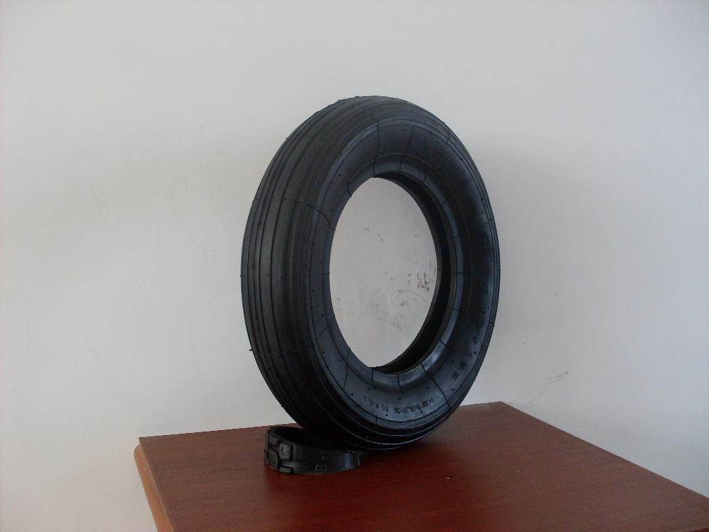 供應手推車輪胎(350-8) 1