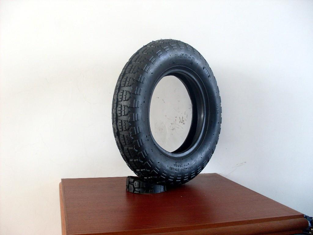 供應手推車輪胎(350-8) 2
