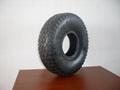 供應手推車輪胎(400-4)
