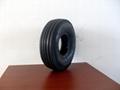 供應型號為410/350-4的輪胎 3