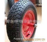 供應手推車輪胎