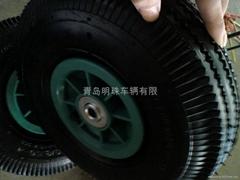 供應環保手推車輪胎