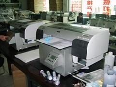 彩色万能物体直印机