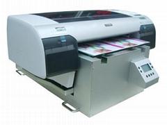免中间耗材平板喷嘿打印机