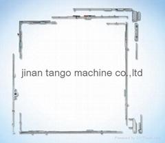 Hardware of Tilt-turn PVC Window